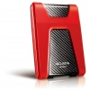 2TB AData Red/Black HD650 DashDrive USB3.1 Portable Hard Drive Image