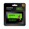 1.92TB AData SU650 2.5-inch SATA 6Gb/s SSD Solid State Disk 3D NAND Image
