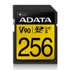 256GB AData Premier ONE SDXC UHS-II U3 275MB/s Class 10 Memory Card Image