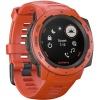 Garmin Instinct Rugged GPS Watch – Red Image