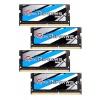32GB G.Skill 3800MHz DDR4 SO-DIMM Laptop Memory Upgrade Kit (CL18) 1.35V PC4-30400 Ripjaws 4x8GB Image