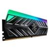 16GB AData Spectrix D41 RGB DDR4 3200MHz PC4-25600 CL16 TUF Gaming Dual Channel Kit (2x 8GB) - Black Image