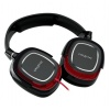 Creative Labs Draco HS880 Gaming Headset 3.5mm Supraaural Black and Red Image