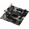 Asrock AMD B450M-HDV R4.0 AM4 Micro ATX DDR4-SDRAM Motherboard Image