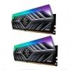 16GB AData Spectrix D41 RGB DDR4 3600MHz PC4-28800 CL18 Dual Channel Kit (2x 8GB) - Grey Image