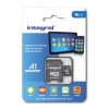 16GB Integral A1 App Performance microSDHC CL10/UHS-I Memory Card for Android Tablets/Phones Image