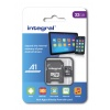 32GB Integral A1 App Performance microSDHC CL10/UHS-I Memory Card for Android Tablets/Phones Image