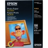 Epson Glossy 8.5x11 Photo Paper - 100 Sheets Image