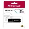8GB Transcend JetFlash 350 USB2.0 Flash Drive Image