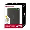 4TB Transcend USB3.1 Type-C StoreJet 25M3C 2.5-inch External Hard Drive Shock-Resistant Image