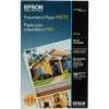 Epson Matte 11x17 Presentation Photo Paper - 100 Sheets Image